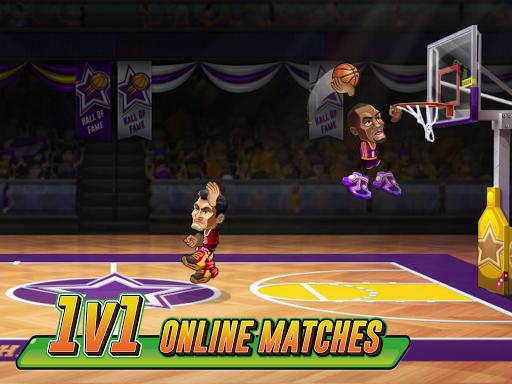Basketball Arena android2mod screenshots 11