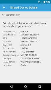 Google Apps Device Policy 1