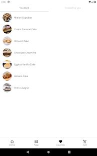 Cake and Baking Recipes