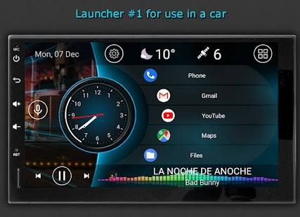Car Launcher Pro Screenshot