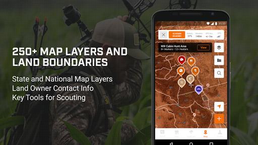 HuntWise: A Better Hunting App apktram screenshots 3