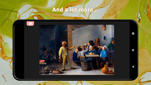 19th Century Paintings Switch Puzzle  screenshots 7