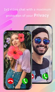 Hinow – Private Video Chat MOD (Unlimited Money) 2