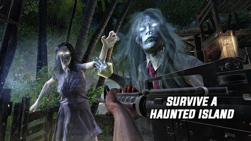 Scary Hero Survival Game : Ghost House Escape 2021 apkpoly screenshots 5