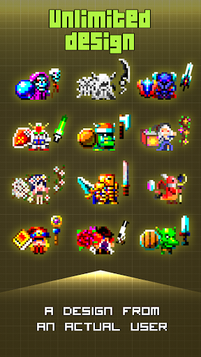 Draw! Knight (RPG)  screenshots 6