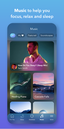 Calm - Meditate, Sleep, Relax screenshots 5