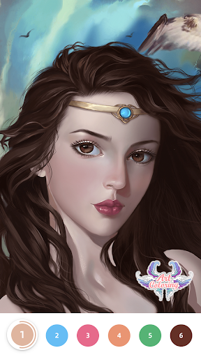 Art Coloring - Coloring Book & Color By Number 2.17.0 screenshots 6