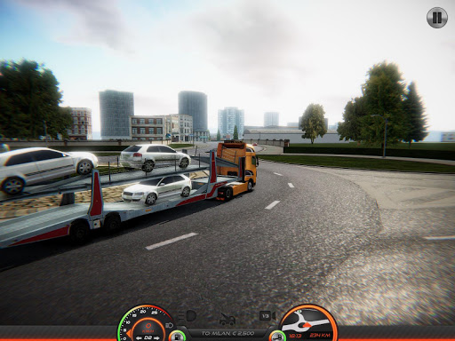 Truck Simulator : Europe 2 0.36 screenshots 9
