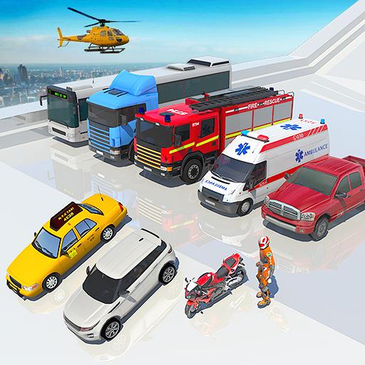 All Vehicle Simulation & Car Driving sim game 2020