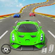 Mega Ramps Car Games - GT Racing Stunt Game