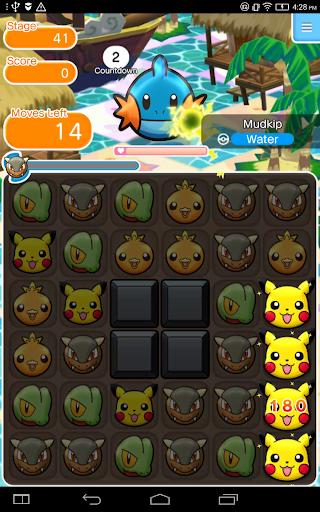 Poku00e9mon Shuffle Mobile 1.13.0 Screenshots 6