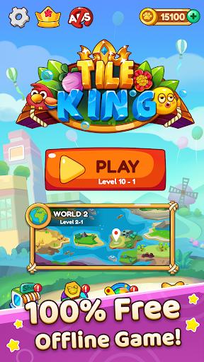 Tile King - Classing Triple Match & Matching Games screenshots 8