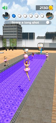 Code Triche Wet Hoops (Astuce) APK MOD screenshots 5