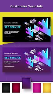 Banner Maker, Thumbnail Maker, Web Banner Ads (PRO) 22.0 Apk 4