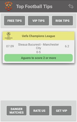 top football tips screenshot 3