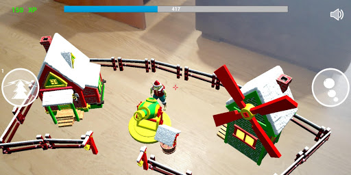 AR Save the Christmas