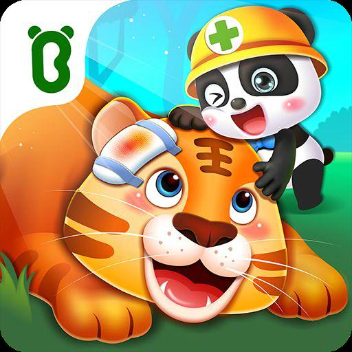 Bebê Panda: Cuide dos animais