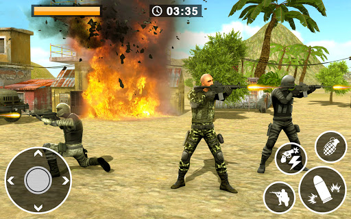 Counter Terrorist Critical Strike Force Special Op 4.4 screenshots 15