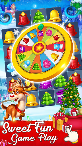 Candy Christmas Match 3 apkpoly screenshots 4