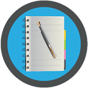 Notepad: notes, checklist, with password