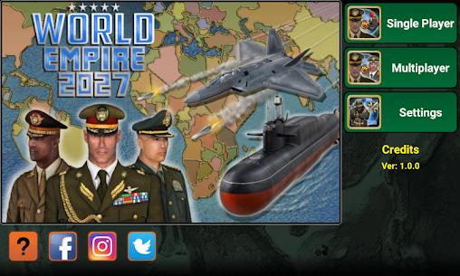 World Empire 2027 1