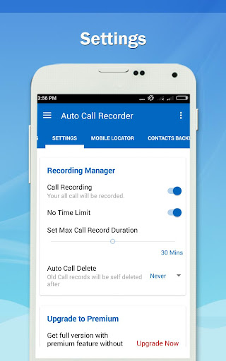 auto call recorder pro screenshot 2