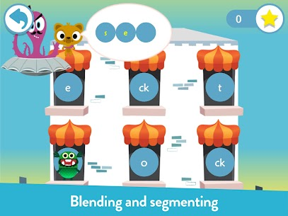 Free Teach Your Monster to Read  Phonics  Reading Game 3