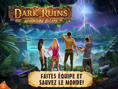 Adventure Escape : Dark Ruins Capture d'écran
