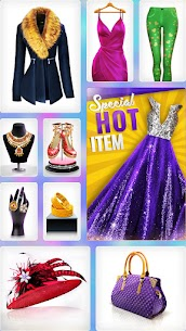 Fashion Games – Dress up Games, Stylist Girl Games 5
