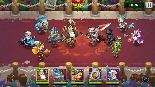IDLE LUCA Mod Apk (ONE HIT to Kill) Download 7