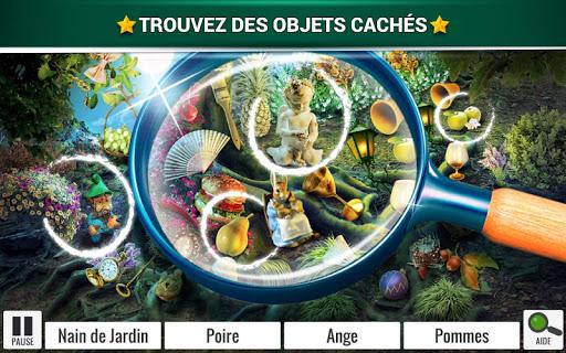 Code Triche Objets Cachés Jardin Secret - Jeux de Fantaisie APK MOD (Astuce) screenshots 1