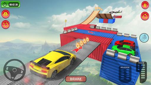 Crazy Car Driving Simulator: Impossible Sky Tracks 2.0 Screenshots 5