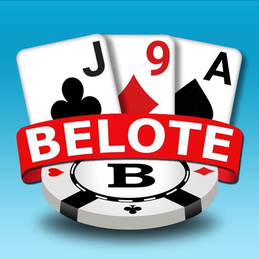 Belote et Coinche Multijoueur - Gratuit En Ligne