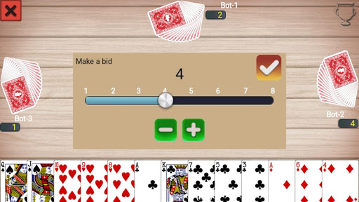 Callbreak Master - New Callbreak Game For Free 2.5 Screenshots 6