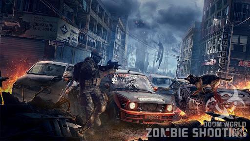 Zombie Shooting Game: 3d DayZ Survival  screenshots 8