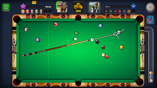 8 Ball Pool Mod Apk latest version Unlimited Coins 6