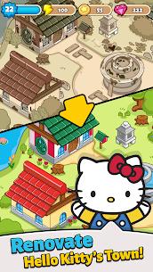Hello Kitty – Merge Town 1