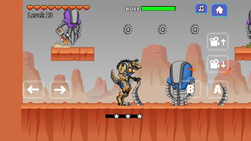 Robot Werewolf Toy Robot War 2.5 screenshots 2
