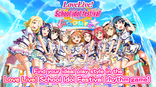 ダウンロード Love Live! School idol festival- Music Rhythm Game mod apk