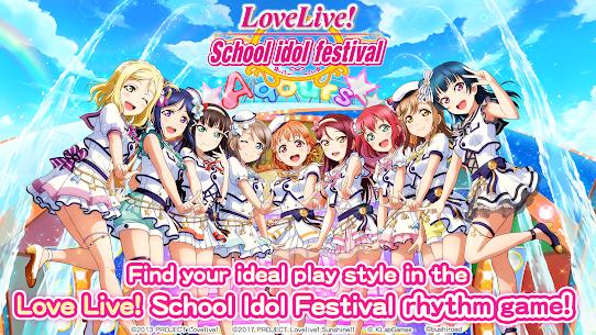 Love Live! School idol festival- Music Rhythm Game APK MOD FULL HACK DOWNLOAD ***NEW 2021*** 1