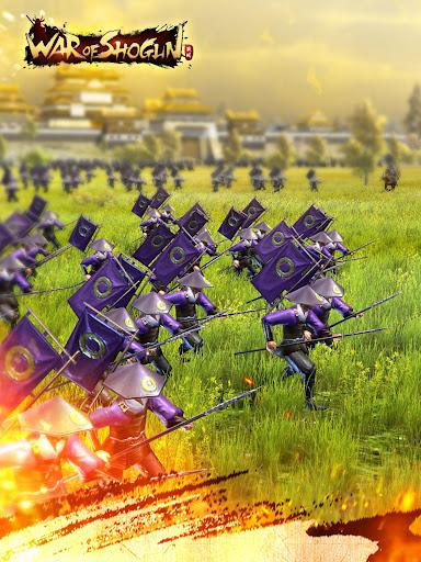 War of Shogun  screenshots 1