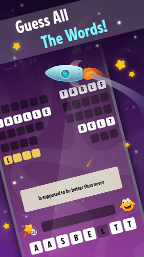 Guess The Words - Connect Vocabulary 4.0.2 screenshots 15
