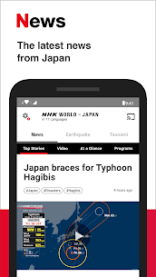 NHK WORLDJAPAN  Apps For Pc, Windows 10/8/7 And Mac – Free Download (2020) 1