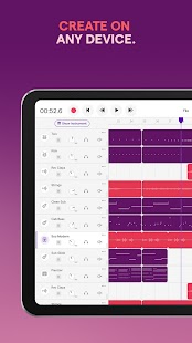 Soundtrap Studio Screenshot