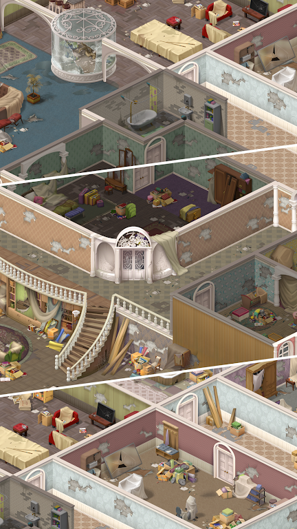 Merge Matters: Home renovation game with a twist poster 14