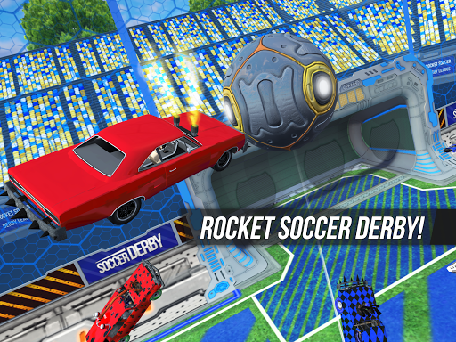 Rocket Soccer Derby 1.1.6 screenshots 7