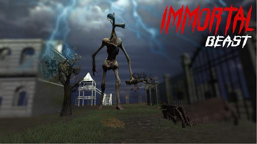 Scary Siren Head:Horror Monster Escape 1.0.10 screenshots 4