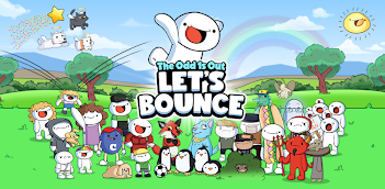 How to Download and Play TheOdd1sOut: Let's Bounce on PC, for free!