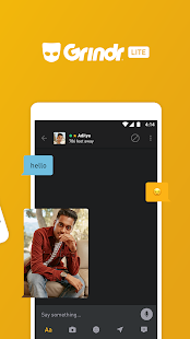 Grindr Lite - Gay chat 2.0.0 Screenshots 3