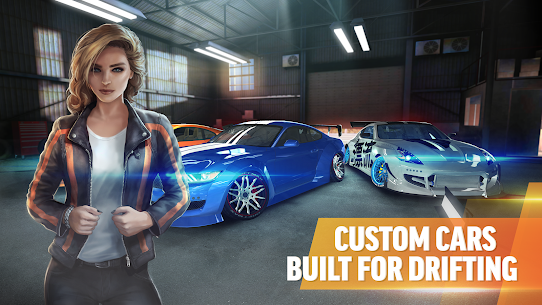 Drift Max Pro – Racing game (MOD, Free Shopping) APK for Android 5